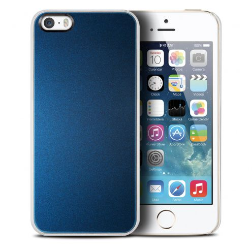 Coque QDOS® Smoothies Racing Bleu pour iPhone 5/5S/SE