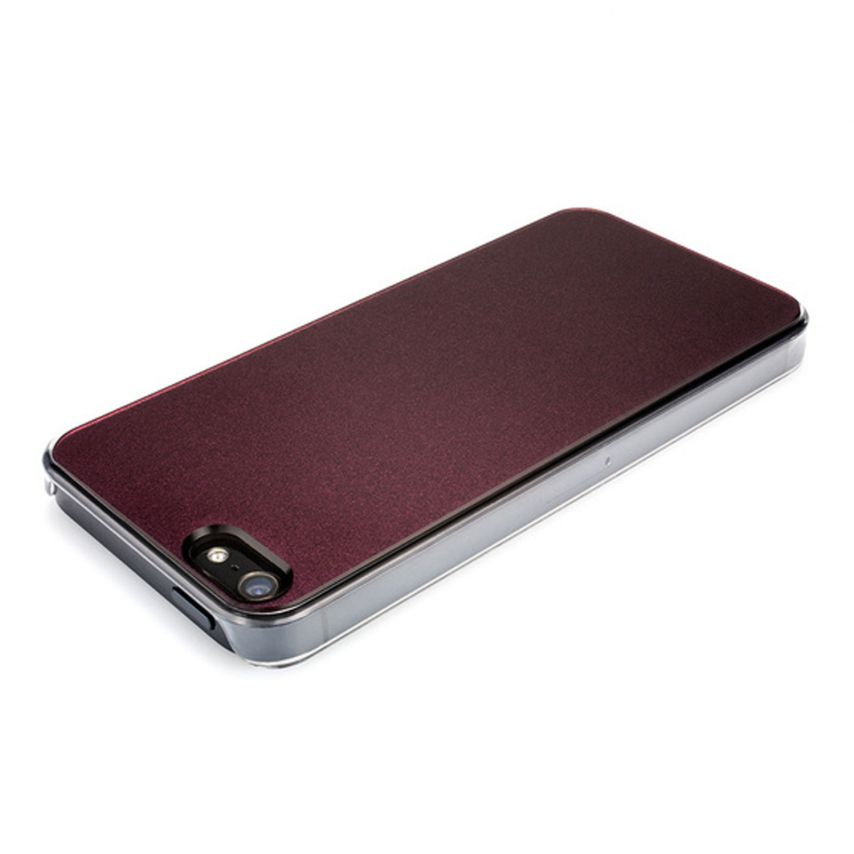 Zoom sur Coque QDOS® Smoothies Racing Violet pour iPhone 5/5S
