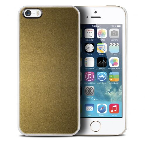 Vue Principale de Coque QDOS® Smoothies Racing Khaki pour iPhone 5/5S