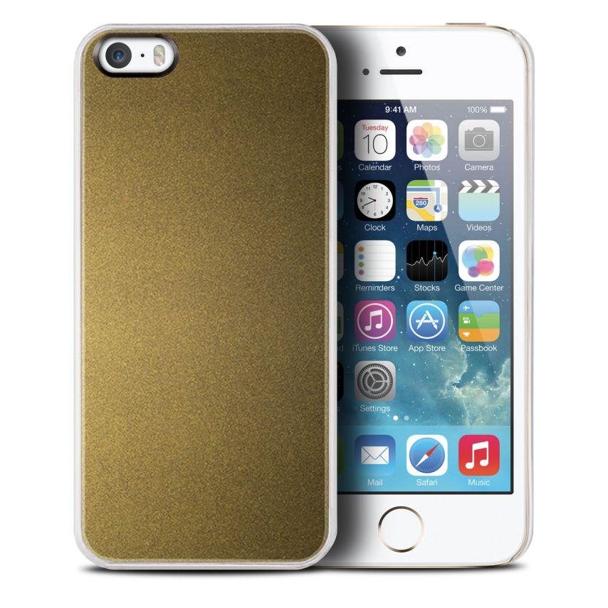 Vue Principale de Coque QDOS® Smoothies Racing Khaki pour iPhone 5/5S