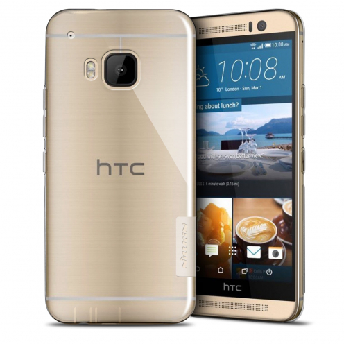 "Coque TPU 0.6mm ""Nature"" Nillkin® pour HTC One M9"