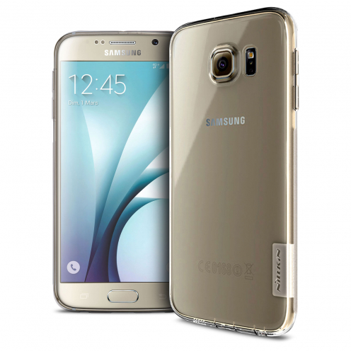 "Coque TPU 0.6mm ""Nature"" Nillkin® pour Galaxy S6"