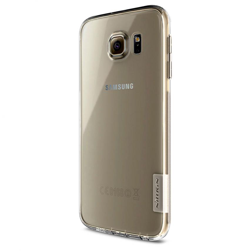 "Visuel unique de Coque TPU 0.6mm ""Nature"" Nillkin® pour Galaxy S6"