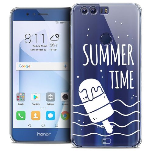 """Coque Crystal Gel Huawei Honor 8 (5.2"""") Extra Fine Summer - Summer Time"""