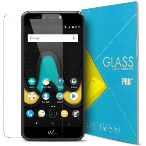 Protection d'écran Verre trempé Wiko U Pulse - 9H Glass Pro+ HD 0.33mm 2.5D