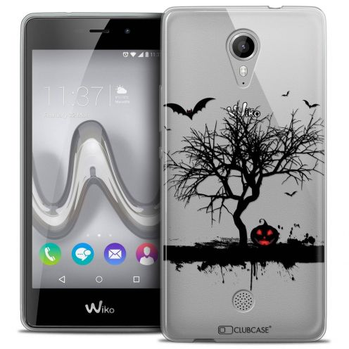"""Coque Crystal Gel Wiko Tommy (5"""") Extra Fine Halloween - Devil's Tree"""