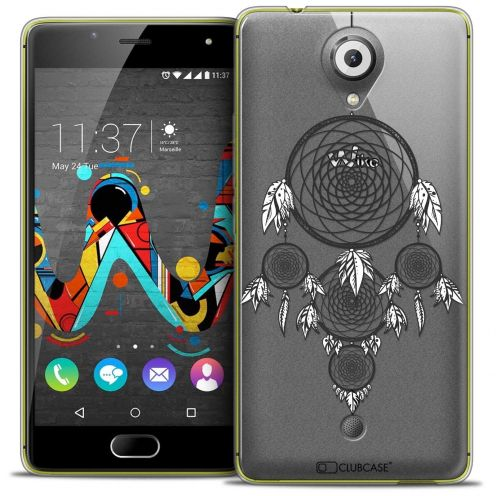 "Coque Crystal Gel Wiko U Feel (5"") Extra Fine Dreamy - Attrape Rêves NB"