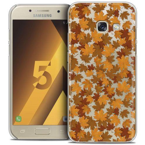 Coque Crystal Samsung Galaxy A5 2017 (A520) Extra Fine Autumn 16 - Feuilles