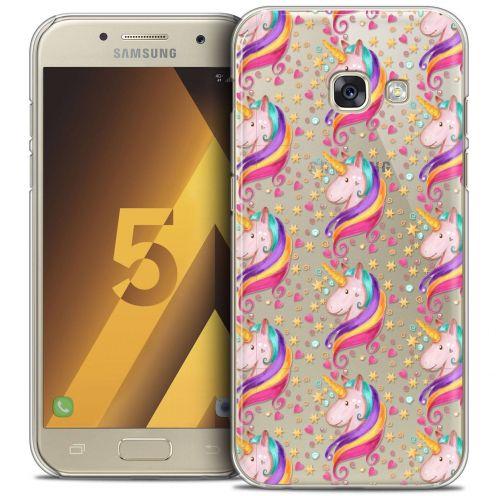 Coque Crystal Samsung Galaxy A5 2017 (A520) Extra Fine Fantasia - Licorne Etoilée