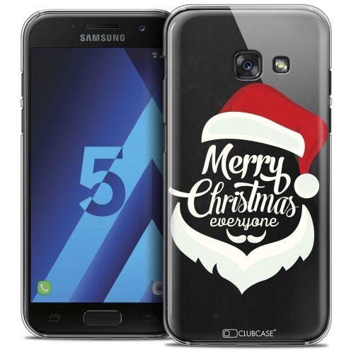 Coque Crystal Samsung Galaxy A5 2017 (A520) Extra Fine Noël 2016 - Merry Everyone