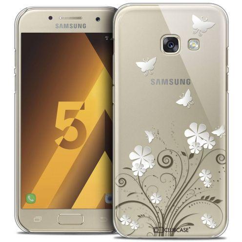 Coque Crystal Samsung Galaxy A5 2017 (A520) Extra Fine Summer - Papillons