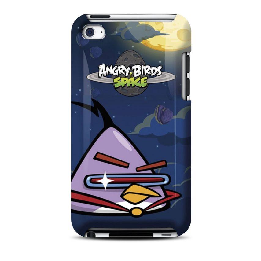 Vue Principale de Coque Angry Birds Gear4® Lazer Bird Space iPod Touch 4