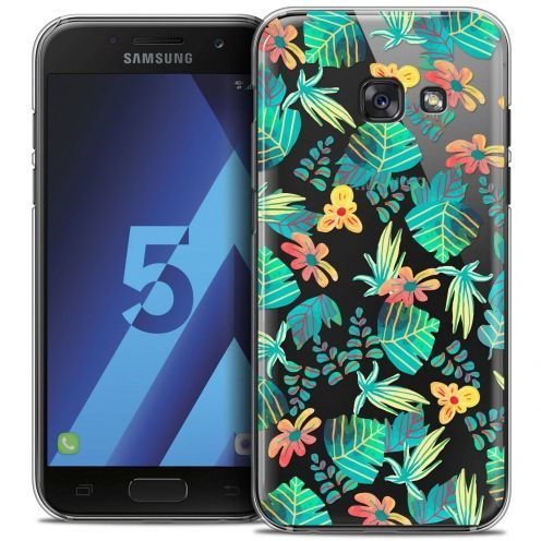 Coque Crystal Samsung Galaxy A5 2017 (A520) Extra Fine Spring - Tropical