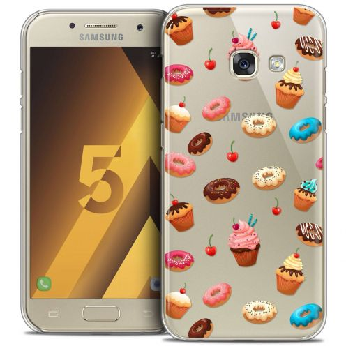 Coque Crystal Samsung Galaxy A5 2017 (A520) Extra Fine Foodie - Donuts