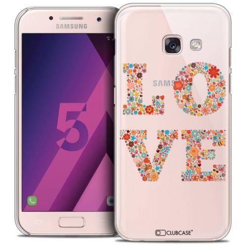 Coque Crystal Samsung Galaxy A5 2017 (A520) Extra Fine Summer - Love Flowers
