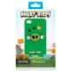 Visuel unique de Coque Angry Birds Gear4® Pig King Vert iPhone 4