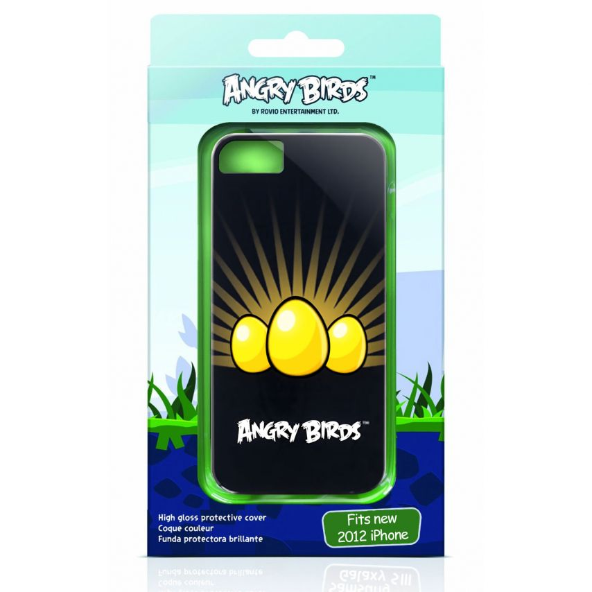 Visuel unique de Coque Angry Birds Yellow Eggs Gear4® pour iPhone 5/5S