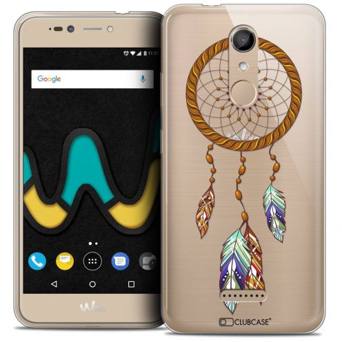"Coque Crystal Gel Wiko U Pulse (5.5"") Extra Fine Dreamy - Attrape Rêves Shine"