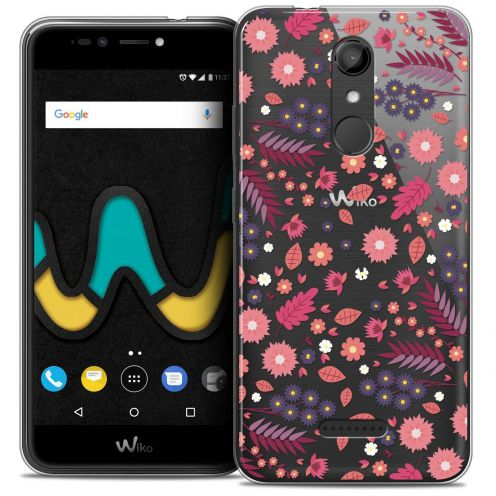 "Coque Crystal Gel Wiko U Pulse (5.5"") Extra Fine Spring - Printemps"