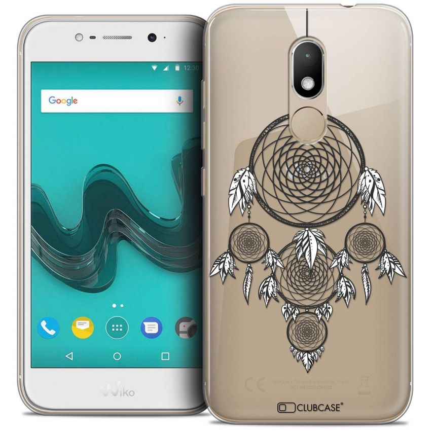 "Coque Crystal Gel Wiko Wim LITE (5.0"") Extra Fine Dreamy - Attrape Rêves NB"