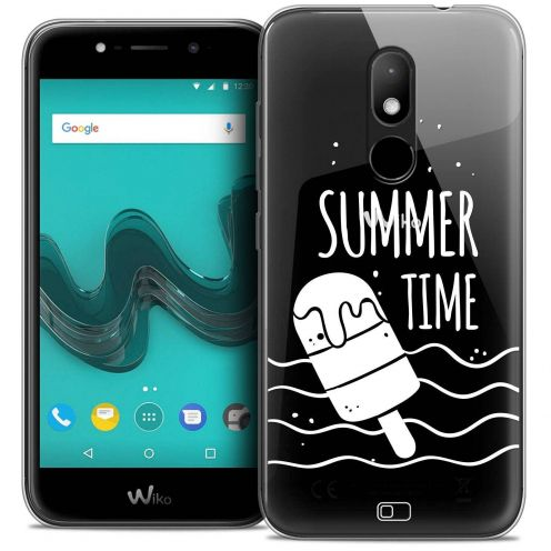 "Coque Crystal Gel Wiko Wim LITE (5.0"") Extra Fine Summer - Summer Time"