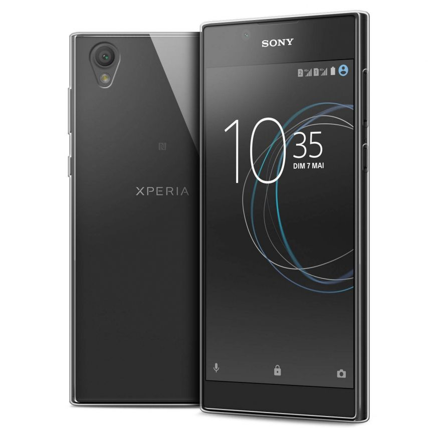 """Coque Sony Xperia L1 (5.5"""") Extra Fine Souple Crystal Clear"""