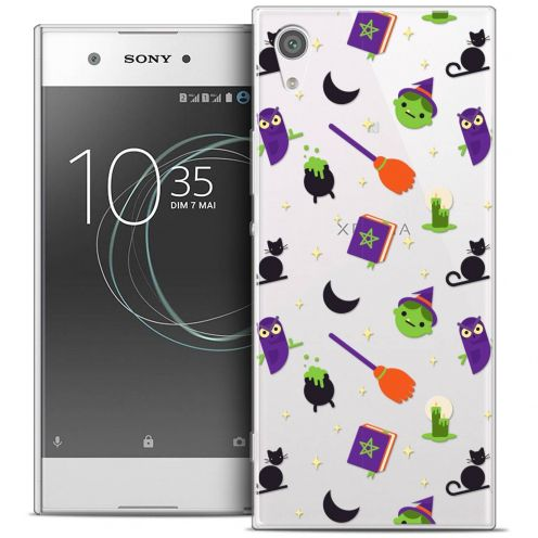 "Coque Crystal Gel Sony Xperia XA1 Ultra (6"") Extra Fine Halloween - Witch Potter"