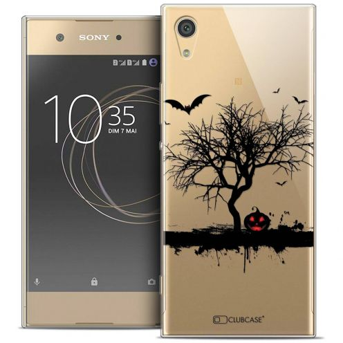 "Coque Crystal Gel Sony Xperia XA1 Ultra (6"") Extra Fine Halloween - Devil's Tree"
