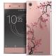 "Coque Crystal Gel Sony Xperia XA1 Ultra (6"") Extra Fine Summer - Sakura"