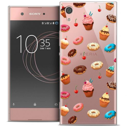 """Coque Crystal Gel Sony Xperia XA1 Ultra (6"""") Extra Fine Foodie - Donuts"""