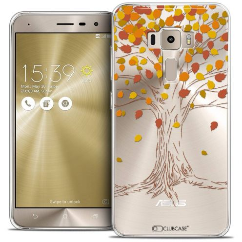 "Coque Crystal Gel Asus Zenfone 3 ZE520KL (5.2"") Extra Fine Autumn 16 - Tree"
