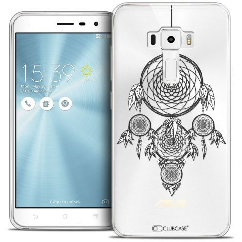 "Coque Crystal Gel Asus Zenfone 3 ZE520KL (5.2"") Extra Fine Dreamy - Attrape Rêves NB"