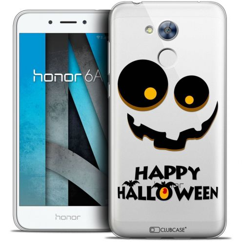 "Coque Crystal Gel Huawei Honor 6A (5"") Extra Fine Halloween - Happy"