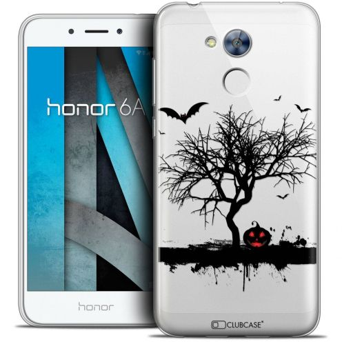 """Coque Crystal Gel Huawei Honor 6A (5"""") Extra Fine Halloween - Devil's Tree"""