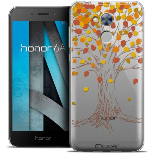 """Coque Crystal Gel Huawei Honor 6A (5"""") Extra Fine Autumn 16 - Tree"""