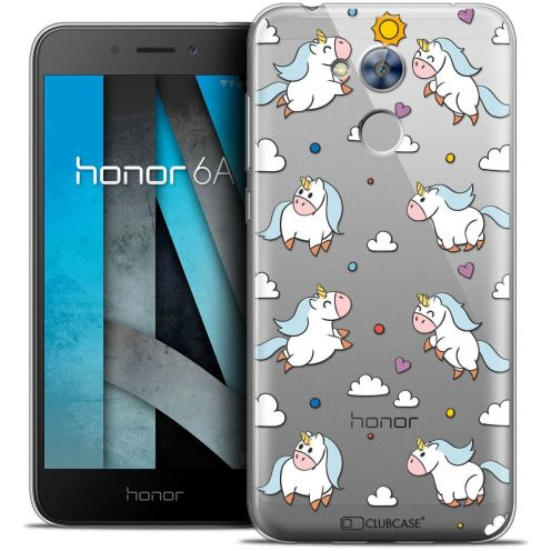 """Coque Crystal Gel Huawei Honor 6A (5"""") Extra Fine Fantasia - Licorne In the Sky"""