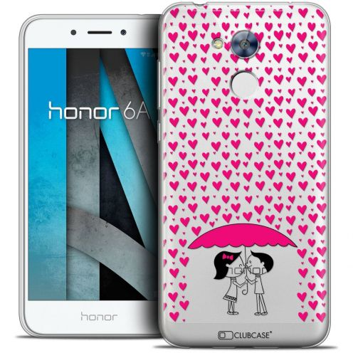 """Coque Crystal Gel Huawei Honor 6A (5"""") Extra Fine Love - Pluie d'Amour"""