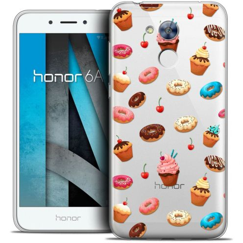 """Coque Crystal Gel Huawei Honor 6A (5"""") Extra Fine Foodie - Donuts"""