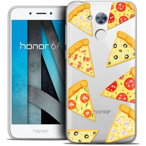 """Coque Crystal Gel Huawei Honor 6A (5"""") Extra Fine Foodie - Pizza"""