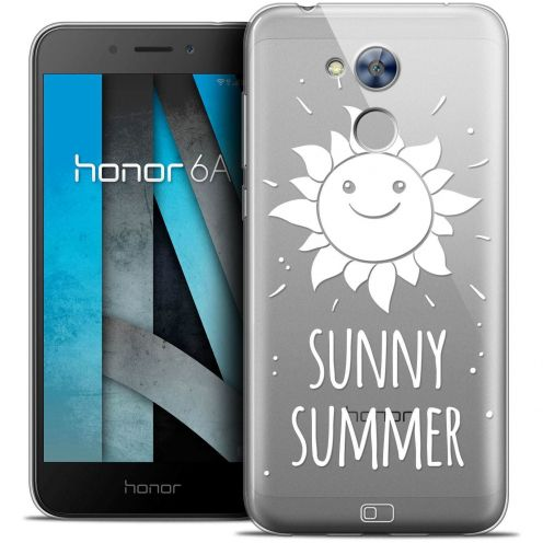 "Coque Crystal Gel Huawei Honor 6A (5"") Extra Fine Summer - Sunny Summer"