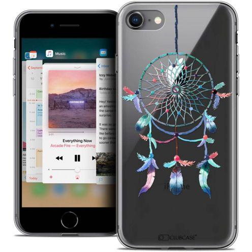 "Coque Crystal Gel Apple iPhone 8 (4.7"") Extra Fine Dreamy - Attrape Rêves Rainbow"