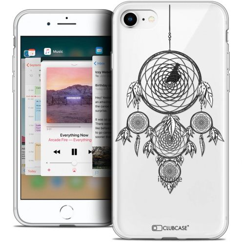 "Coque Crystal Gel Apple iPhone 8 (4.7"") Extra Fine Dreamy - Attrape Rêves NB"