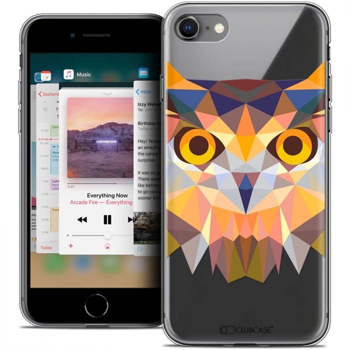 coque iphone 8 hibou