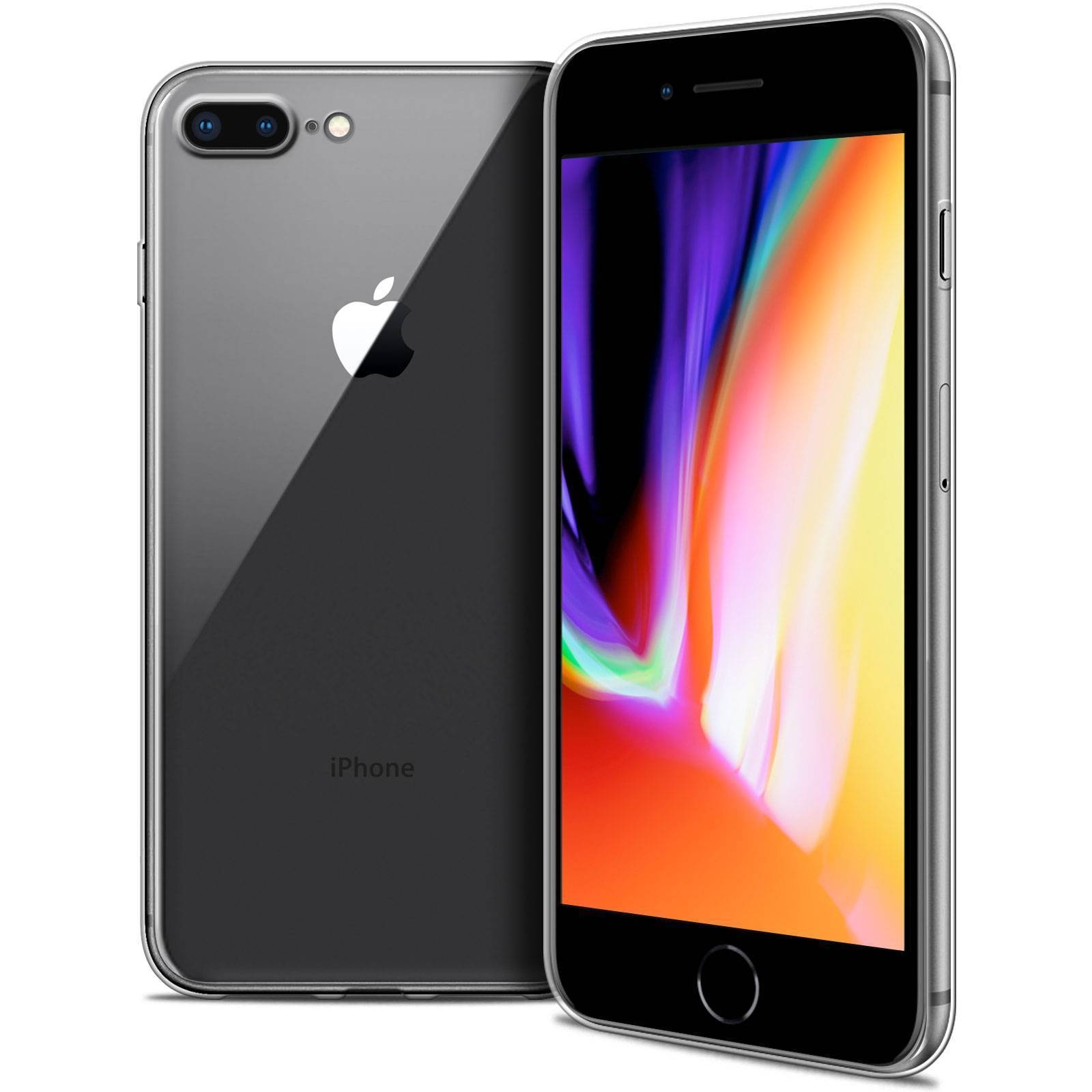 coque iphone 8 plus ultra souple