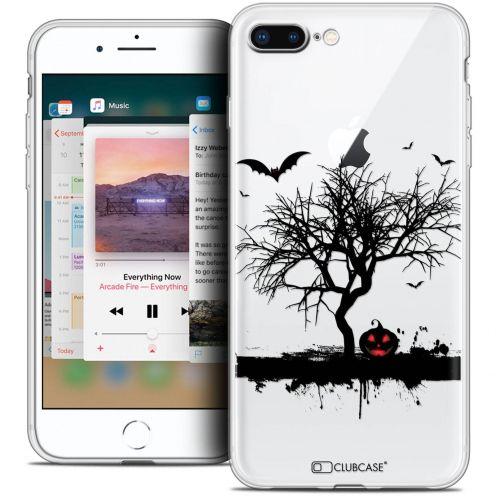"Coque Crystal Gel Apple iPhone 8 Plus (5.5"") Extra Fine Halloween - Devil's Tree"