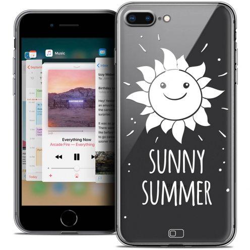 "Coque Crystal Gel Apple iPhone 8 Plus (5.5"") Extra Fine Summer - Sunny Summer"