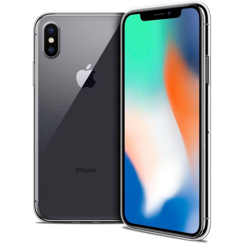 coque iphone xs paillette fine