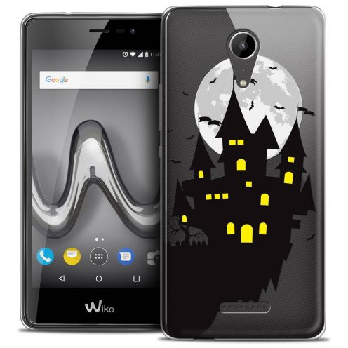"""Coque Crystal Gel Wiko Tommy 2 (5"""") Extra Fine Halloween - Castle Dream"""
