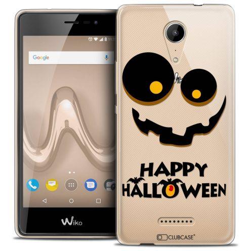 "Coque Crystal Gel Wiko Tommy 2 (5"") Extra Fine Halloween - Happy"