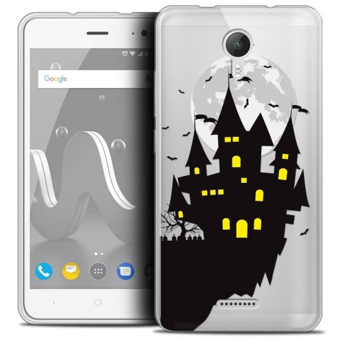 "Coque Crystal Gel Wiko Jerry 2 (5"") Extra Fine Halloween - Castle Dream"